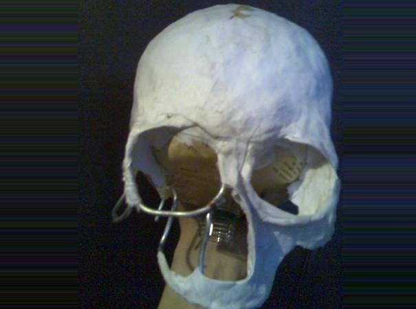 Делаем череп