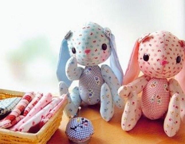 Картинки игрушек из ткани
