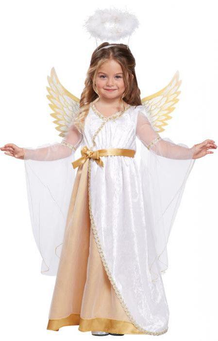 платье для ангела своими руками