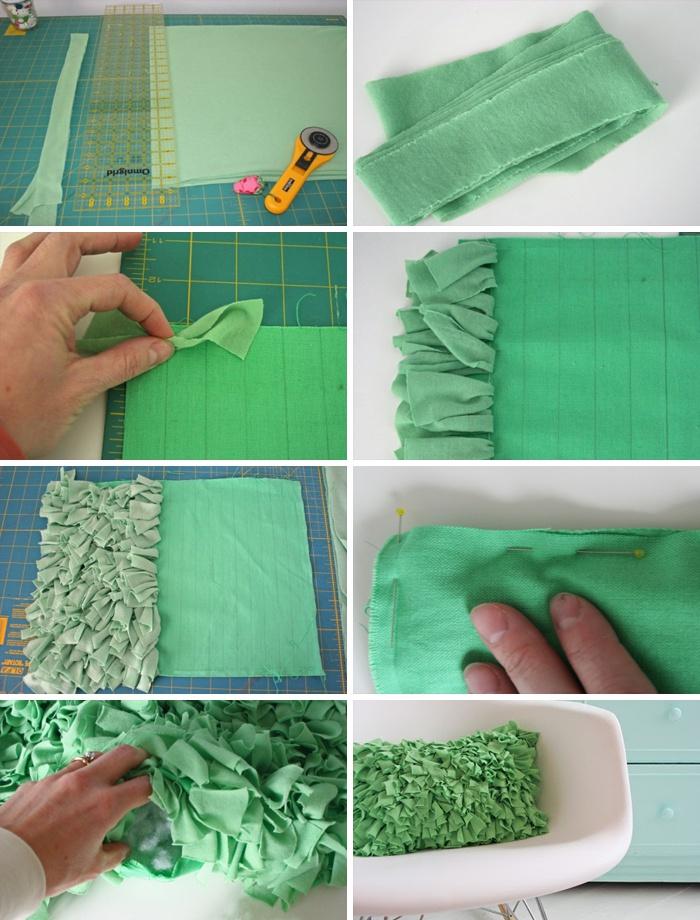 Сшить декоративную подушку своими руками пошагово