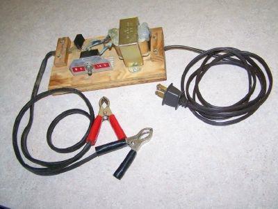 Как сделать своими руками пуско зарядное устройство