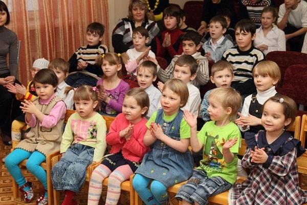Фото ребёнка из детского дома