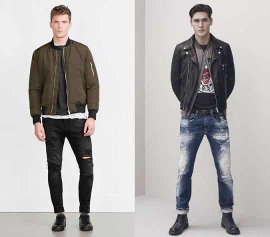 Як вибрати модні чоловічі джинси  тренди 2016 e22ea39156563