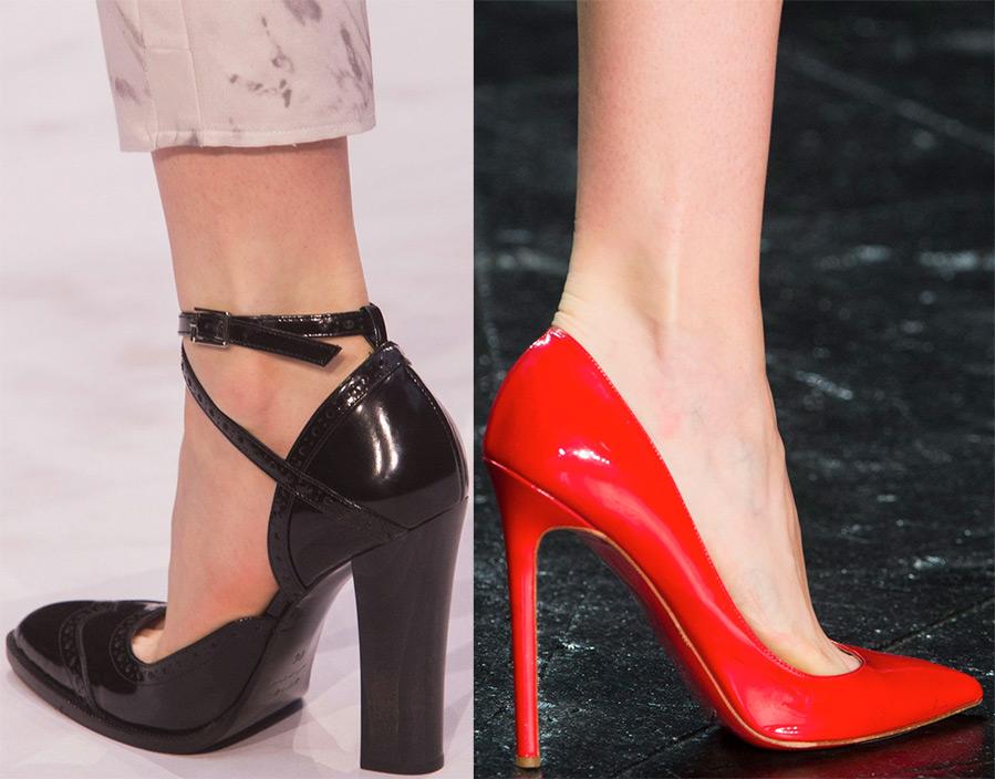 Модні жіночі туфлі 2016 – фото і тенденції 9a1e99949afba
