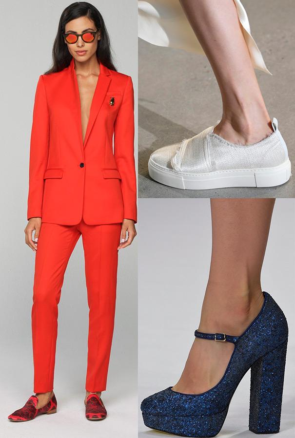 Модна жіноче взуття весна-літо 2016 – фото і тенденції 77ac43a5e1a26