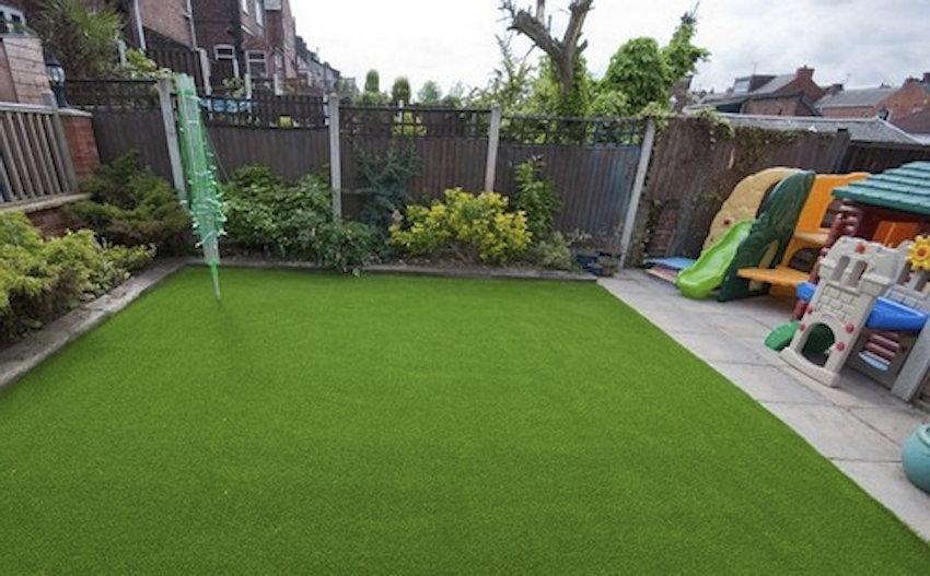 Как посадить газонную траву на участке