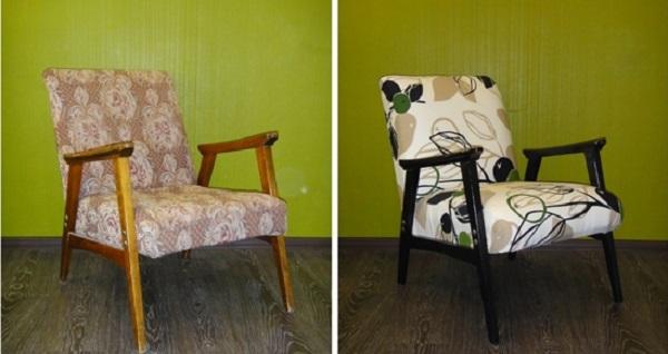 Что можно сделать из старого кресла своими руками фото