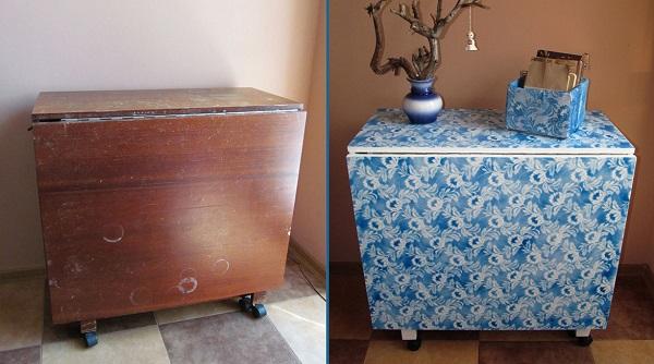 Реставрация мебели старой своими руками