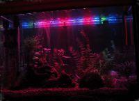 Как сделать подсветку для аквариум 148