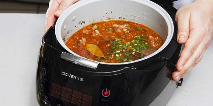 Суп куриный в мультиварке поларис рецепты с пошагово