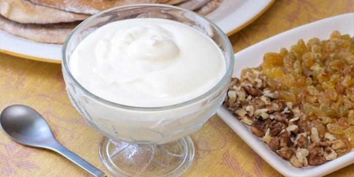 Сметанный крем с сливочным маслом