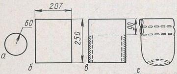 Как сшить карман мешок 191