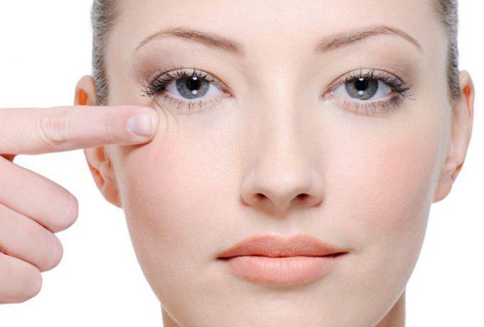 Как избавиться от морщин возле глаз