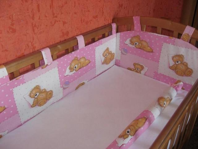 Как своими руками сделать бортики в детскую кроватку
