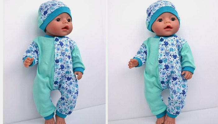 Одяг для Бебі Бона дівчинки і хлопчика  як зробити своїми руками 33ddce504f47a