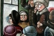 СРСР на картинах Анжела Джерих