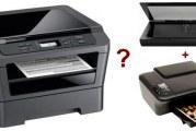 Що купити для дому — БФП або принтер і сканер?