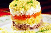 Як приготувати салат Мімоза — рецепти приготування смачної страви покроково з фото і відео