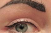 Межресничный татуаж очей — як роблять перманентний макіяж очей, скільки буде триматися, фото і відгуки