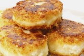 Сирники в духовці як у дитячому садку — правильні рецепти корисних і об'ємних виробів із сиру