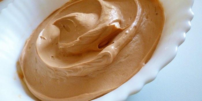 Крем из варёной сгущёнки и сливочного масла пошаговый рецепт с