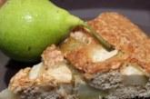 Шарлотка з грушами — як приготувати за простими рецептами покроково десерт в мультиварці або духовці
