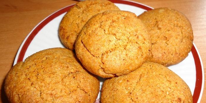 Овсяное печенье без муки в домашних условиях рецепт