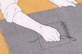 Як правильно поставити латку на одяг?