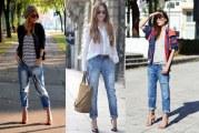 Як стильно носити джинси-бойфренди