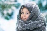 Як захистити дитину від застуди