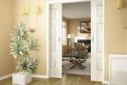 Як вписати розсувні двері в інтер'єр: фото