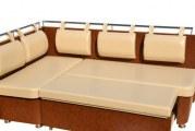 Кутовий диван на кухню — як визначити розміри і вибрати зі спальним місцем або ящиками з фото і цінами