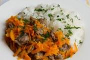 Як приготувати курячі шлунки — смачні рецепти смажених, тушкованих або маринованих страв з фото