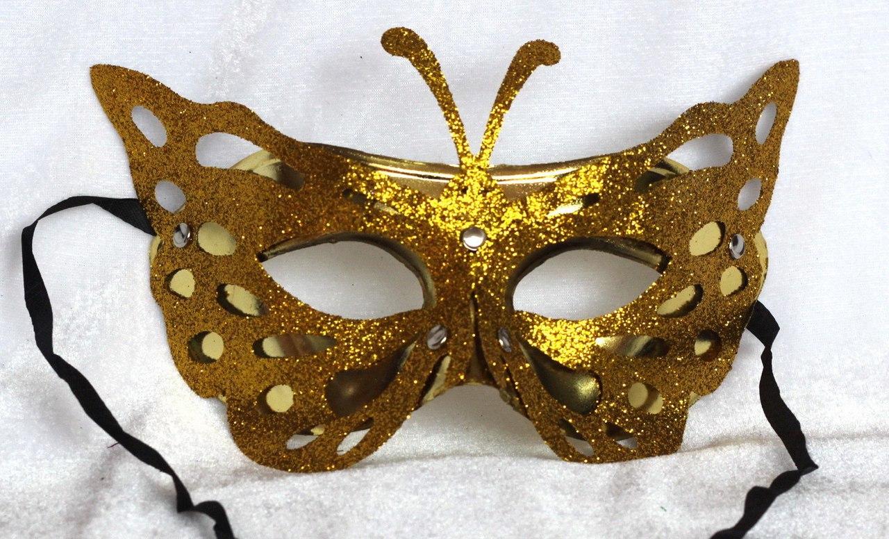 Как сделать маску на новый год своими руками из бумаги