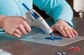Як правильно користуватися клейовим пістолетом для рукоділля?