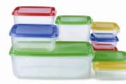 Як прибрати запах з пластикового контейнера