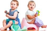 Як привчити дитину до горщика і в якому віці хлопчика і дівчинку — поради доктора Комаровського з відео