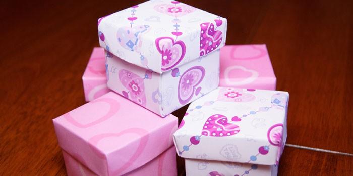 Как сделать коробочку своими руками для мамы