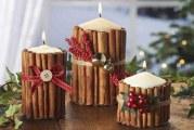 3 простих способи прикрасити свічки для новорічного декору будинку