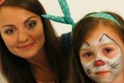 Аквагрим для дітей — як зробити дитині своїми руками для початківців з ідеями малюнків