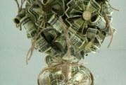 Як зробити грошове дерево своїми руками