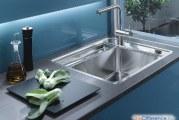 Чим відрізняється врізна мийка від накладної?