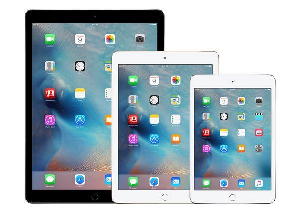 Как выбрать iPad