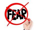 Які є способи боротьби зі страхом
