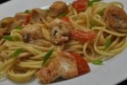 Паста з куркою — як приготувати з соусом або грибами за рецептами з фото
