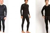 Термобілизна чоловіча для холодної погоди — де купити і як вибрати для повсякденної шкарпетки, спорту та риболовлі