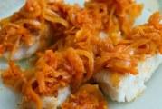 Минтай під маринадом з моркви і цибулі — як приготувати в духовці або мультиварці за рецептами з фото