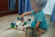 Як пограти з дитиною в класну гру «Снігова місто»