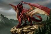Як намалювати дракона олівцем