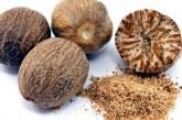 Мускатний горіх — корисні властивості і застосування в кулінарії, народній медицині та косметології